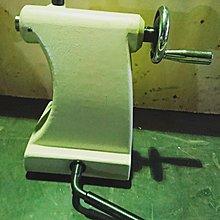達哥機器 WE-111型木工車床專用尾座組一組7800元.中心高25公分.可自己配合組裝車床或校正型式的機台