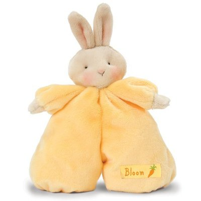 美國Bunnies By The Bay海灣兔,Bloom胖胖兔太陽黃(15CM),Hopscotch Bloom