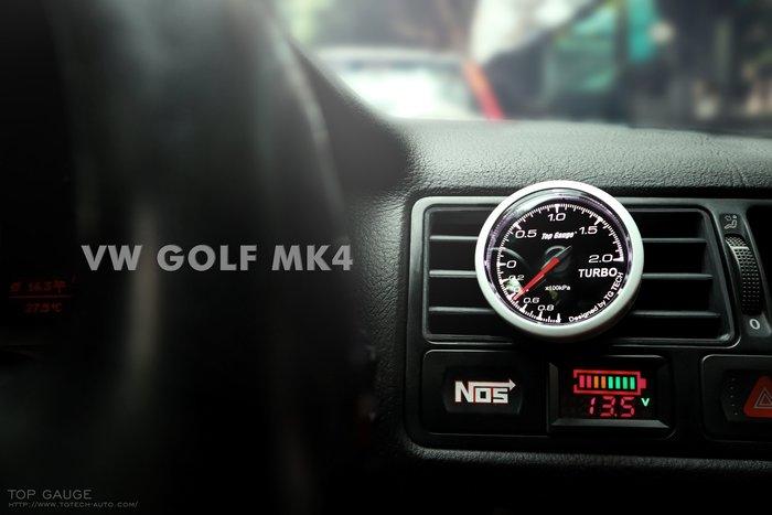 【精宇科技】VW GOLF MK4 專用冷氣出風口 渦輪錶 水溫錶 油溫錶 油壓錶