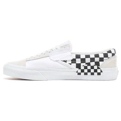 VANS SLIP-ON CAP WHITE 棋盤格 白米白VN0A3WM527I