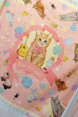 ♥ 小花日韓雜貨 ♥ -- 可愛貓咪粉...
