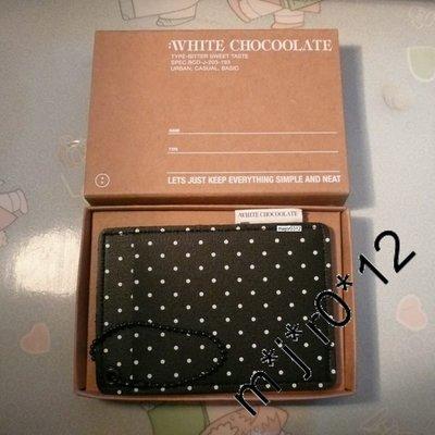 全新 CHOCOOLATE CASE PASS 證件套