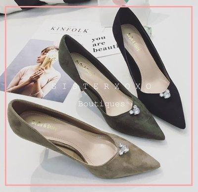 斷貨中- 歐美名媛風 低調奢華 名媛款性感優雅 細高跟韓國設計 氣質簡約 韓系尖頭高跟鞋