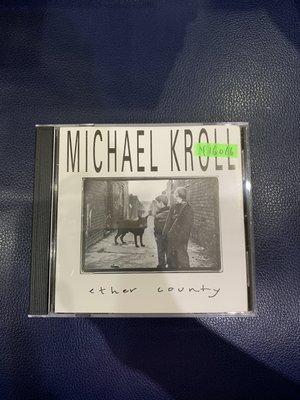 *還有唱片行*MICHAEL KROLL / ETHER COUNTRY 二手 Y16016