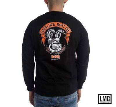 GOODFORIT /美國Loser Machine Pure Blooded II Long Sleeve