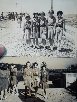 190312~疑似是反共救國團~好像是澎湖~相關特殊(一律免運費---只有各一張)老照片