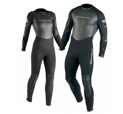 台灣潛水---SCUBAPRO  THERMAL TEC 3MM  防寒衣