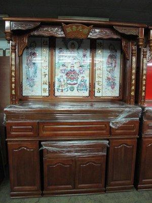 仙聖佛 台灣製造 7尺 6尺3 5尺8 5尺1 4尺2 3尺6 2尺9 2尺2 神櫥 神桌佛桌神櫥佛具 公媽桌 歡迎訂做