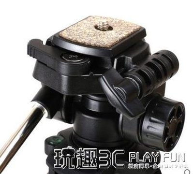 相機架 三腳架超輕1300D單反100D M3 700D 550D 600D相機支架77D 650D  -百利