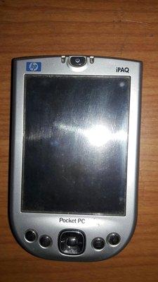 HP iPAQ h4100 智慧型 pocket PC(無充電器無法測試,當零件機賣,售出無退)