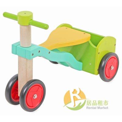 【居品租市】 專業出租平台 【出租】  mentari 木頭玩具 帥氣小騎士摩托車