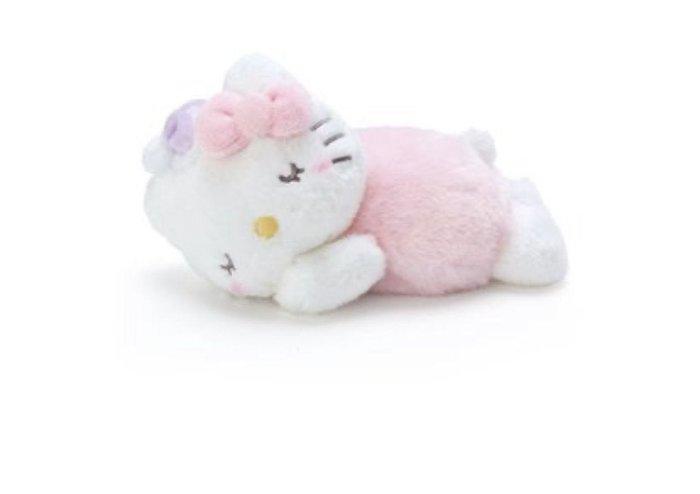 凱蒂貓kitty 保暖 絨毛玩偶 娃娃 布偶 玩偶