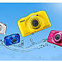 好朋友 Nikon W100(公司貨)工程專用/浮潛/潛水/游泳/打水仗/防水 10米 +16G+副電+座充送漂浮手腕帶