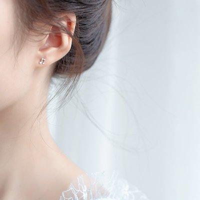 爆款飾耳環睡覺不用摘時尚音符耳釘女氣質...