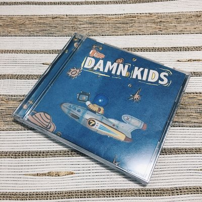 電話亭樂團 Telephone Booth / DAMN KIDS 絕版