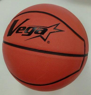 體育課 VEGA 7號矩形籃球 EVO矩形系列 亮橘OBR-737 橡膠材質  團體訂購