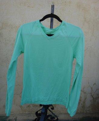 jacob00765100 ~  正品 Champion 青色 長袖內衣 size: M 台中市