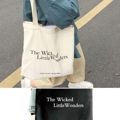 帆布袋 手提包 帆布包 手提袋 環保購物袋【DE88455】