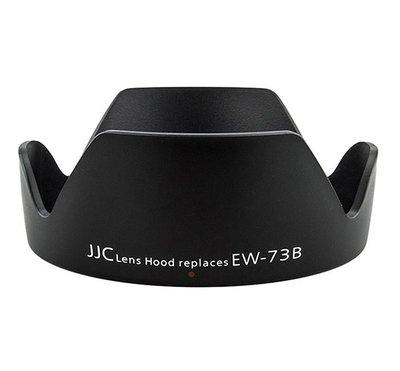 佳能 CANON EOS 760D 18-135MM STM  蓮花型遮光罩花瓣遮光罩EW-73B遮光罩 新竹市