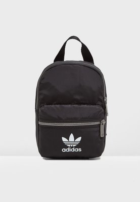 GOSPEL【ADIDAS MINI BACKPACK】尼龍 休閒 小背包 黑 ED5869