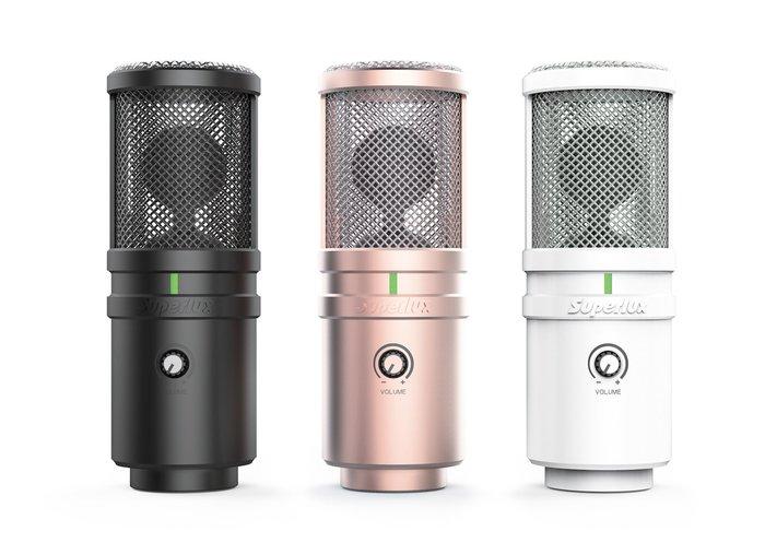 新款 E205UMKII 舒伯樂 Superlux E205u 二代 電容 USB 麥克風 錄音室 直播 電競 E205