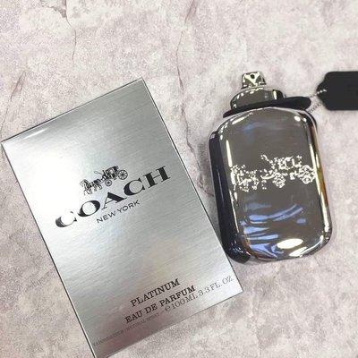 Coach Platinum for Men EDP蔻馳鉑金男士淡香精 100ml