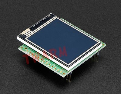 《德源科技》r)pyboard Color LCD Skin with Resistive Touch(ada3498)