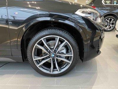 ✽顯閣商行✽BMW德國原廠 M Performance F48 X1 715M 19吋 鋁圈含胎組 輪圈配胎 LCI