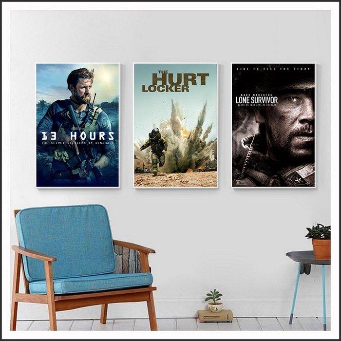 紅翼行動 13小時 班加西的秘密士兵 危機倒數 電影海報 藝術微噴 掛畫 嵌框畫 @Movie PoP 賣場多款海報#