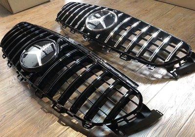 【YGAUTO】全新實拍 BENZ 賓士 W205 C系 升級 水箱罩 C250 C300 C400 C43 C63