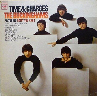 §小宋唱片§ 美版/The Buckinghams - Time & Charges/二手西洋黑膠