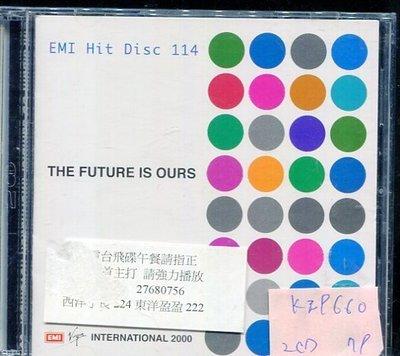 *真音樂* EMI HIT DISC 114 THE FUTURE IS OURS 2CD K29660