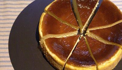 【Cheese&Chocolate.】歐式中乳酪蛋糕 經典原味/8