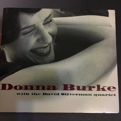 *愛樂熊貓*2001美首版DAG MUSIC經典DONNA BURKE/MONA LISA,SUMMERTIME