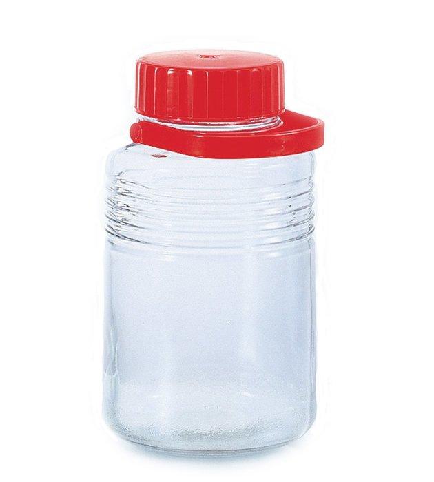 ☘小宅私物☘ 日本製梅酒罐 5000ml 儲物罐 釀酒罐 釀酒瓶 水果酒 現貨附發票