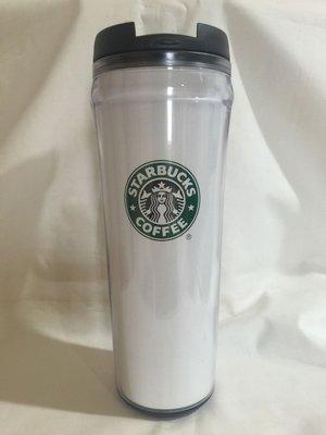STARBUCKS 星巴克 Venti 隨行杯 白色 Logo 經典收藏款 20oz 面交 超取 面交 超取