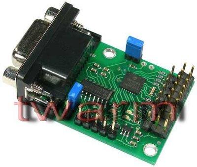 德源科技 r)Pololu Serial 8-Servo Controller 8軸伺服機控制器(partial kit
