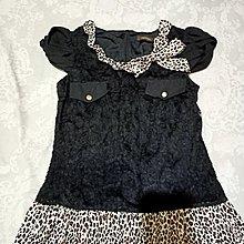 小小狂野,豹紋洋裝