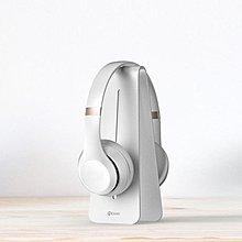 [免運—可開發票]iQunix耳機收納架通用頭戴式耳機立式支架多功能創意掛架耳麥架子 「粉色世家」