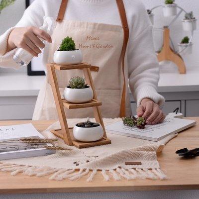 莉迪卡娜~MiMiHome多肉植物花盆創意肉肉盆栽多肉花盆陶瓷簡約多肉盆器熱銷