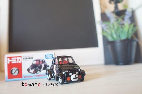 ˙TOMATO生活雜鋪˙日本進口雜貨TOMIKA熊本熊 KUMAMON 熊本縣 萌熊小車