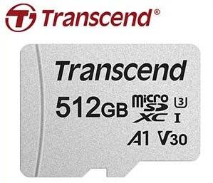 《SUNLINK》◎公司貨◎創見 Transcend SDXC 300S 512G 512GB U3 記憶卡