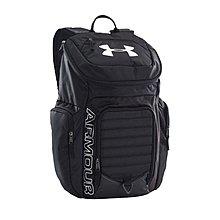 球鞋瘋 UNDER ARMOUR Undeniable 後背包 電腦包 可放IPAD 黑色 # 1263963-001 特價6折
