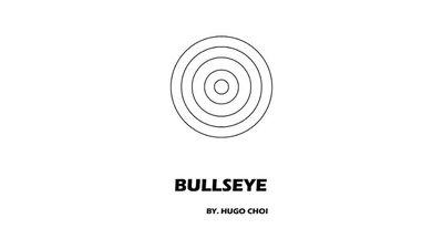 【天天魔法】【S1166】正宗原廠~靶心~BULLSEYE by HUGO CHOI