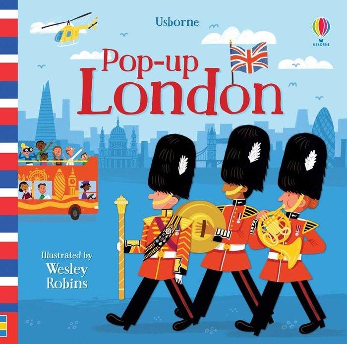 *小貝比的家*POP UP LONDON/立體書/3~6歲