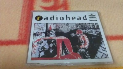 Radiohead(電台司令)-CREEP 單曲EP(英國版)
