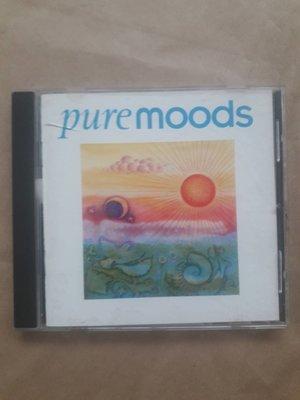 Pure Moods(美國版,Enigma,Enya,Ennio Morricone,Mark Isham...)