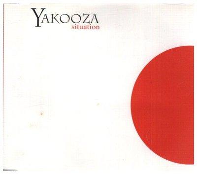 新尚唱片/ YAKOOZA SITUATION 二手品-1856