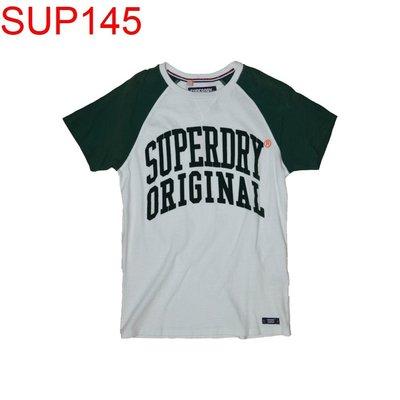 【西寧鹿】 Superdry 極度乾燥  T-SHIRT 絕對真貨 美國帶回 可面交 SUP145