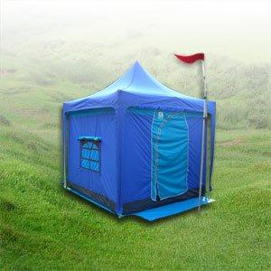 五星級RV六人營帳.露營用品.戶外用品.登山用品.蒙古包.六人帳篷.快速帳篷.帳棚 P033-D2525B【推薦+】